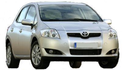 Présentation de la Toyota Auris